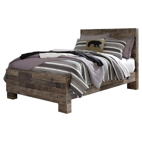 Derekson Full Panel Bed