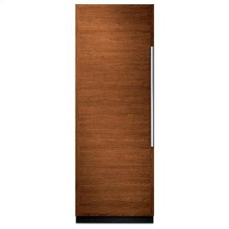 "30"" Panel-Ready Built-In Column Freezer, Left Swing"