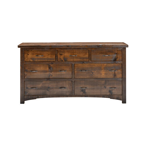 Woodland Park 7 Drawer Dresser