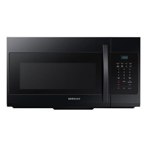 Over-the-Range Microwave with 1.7 cu. ft. Capacity in Black