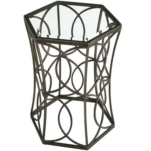 """Modway - Circle 19.5"""" Side Table"""