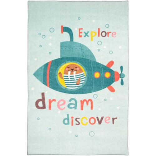 Mohawk - Submarine Dream, Multi- Rectangle