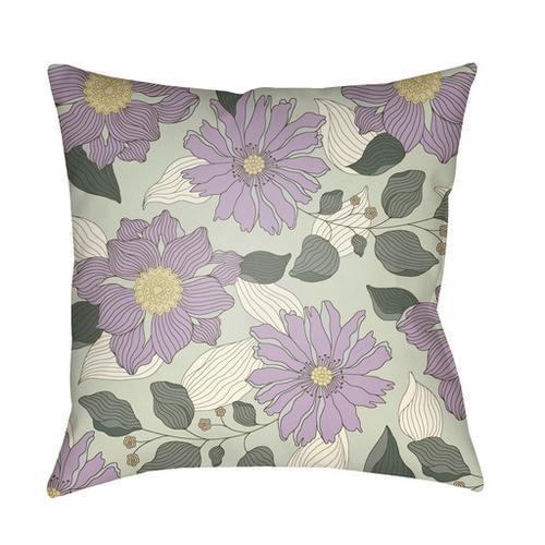 """Surya - Moody Floral MF-029 18""""H x 18""""W"""