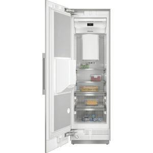 MieleF 2671 SF - MasterCool™ freezer Integrated IceMaker features separate water and ice dispensers.