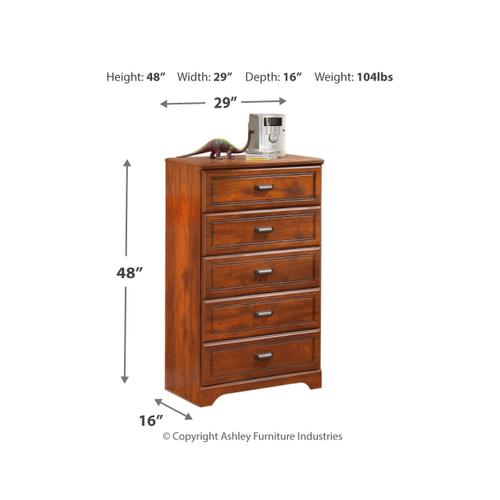 Signature Design By Ashley - Barchan Chest of Drawers