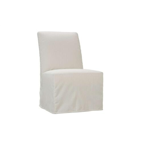 Finch Slip Dining Armless Chair
