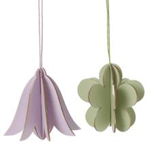 See Details - Flower Ornament (2 asstd).