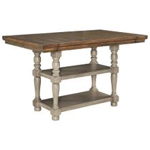 Lettner Counter Height Dining Room Extension Table