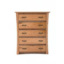Hampton Heath 5 Drawer Chest