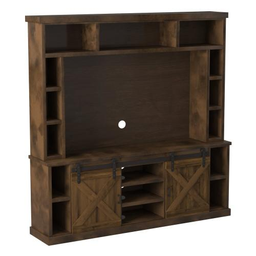 Farmhouse Entertainment Center