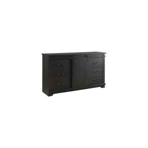 DRESSER - Antique Black