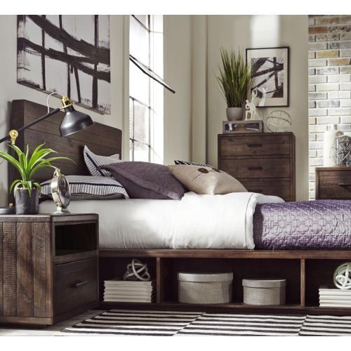 Modus Furniture - McKinney Queen Platform Bed
