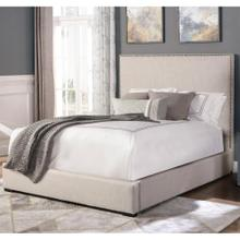 Kate Crepe Upholstered Bed Collection