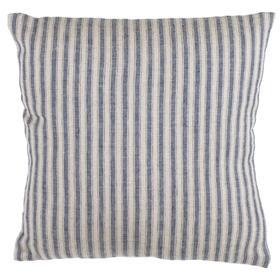 Trina Pillow - Blue / Natural