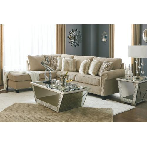 Ashley Millennium - Dovemont 2-piece Sectional With Chaise
