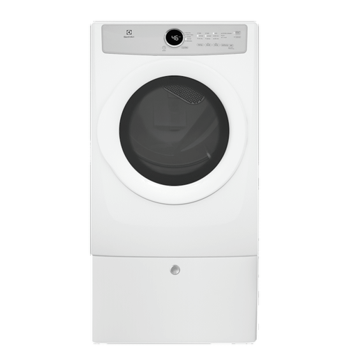 Electrolux Canada - Front Load Electric Dryer with 5 cycles - 8.0 Cu. Ft.