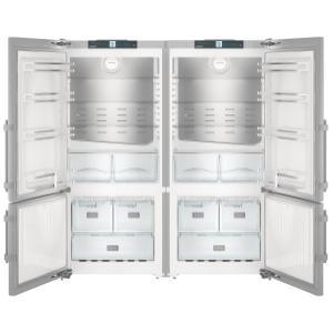LiebherrFridge-freezer with NoFrost Fridge-freezer with NoFrost