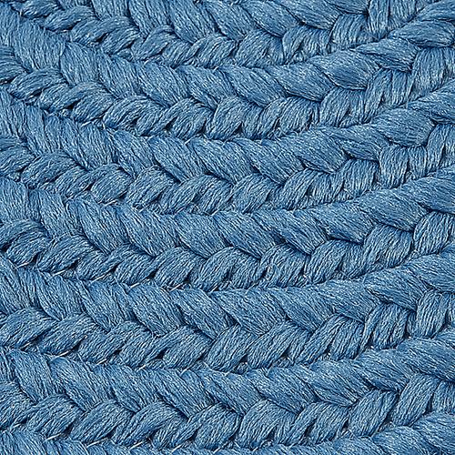 Boca Raton Rug BR55 Blue Ice 4' X 4'