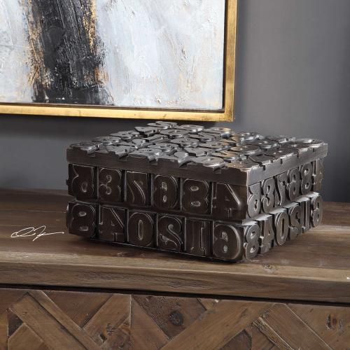 Typesetting Box