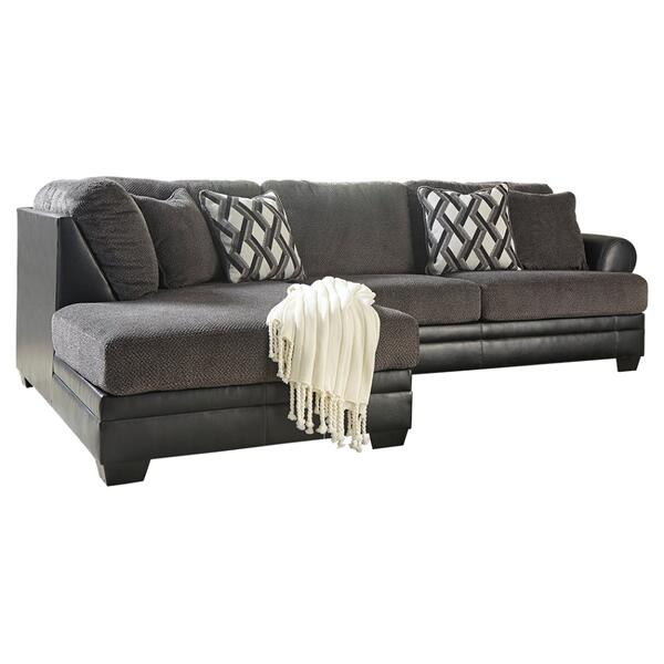 See Details - Kumasi 2-piece Sectional With Chaise
