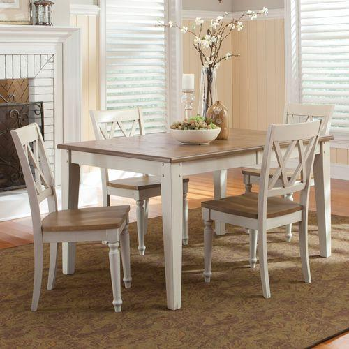 Opt 5 Piece Rectangular Table Set