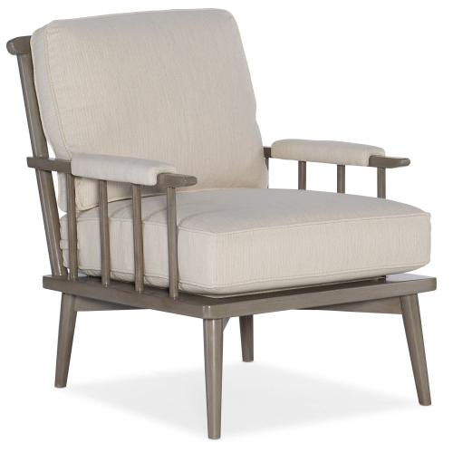 Living Room Maeve Exposed Wood Chair