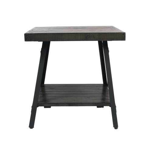 Emerald Home Chandler End Table Natural T100-1b