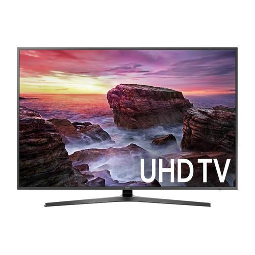 "Samsung - 65"" MU6070 Smart 4K UHD TV"