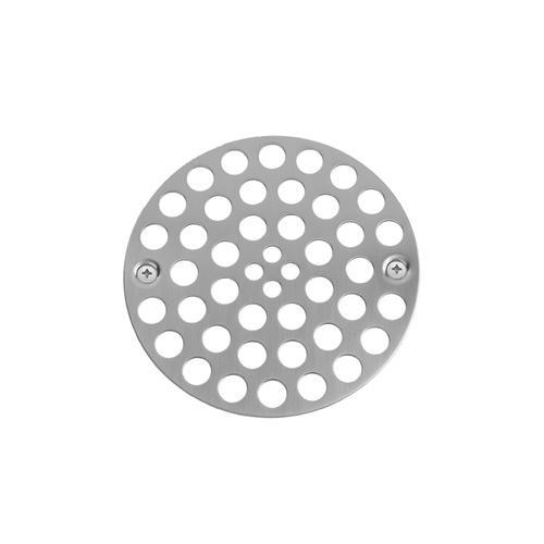 "Jaclo - Polished Brass - Shower Drain Plate (4"" Diameter)"