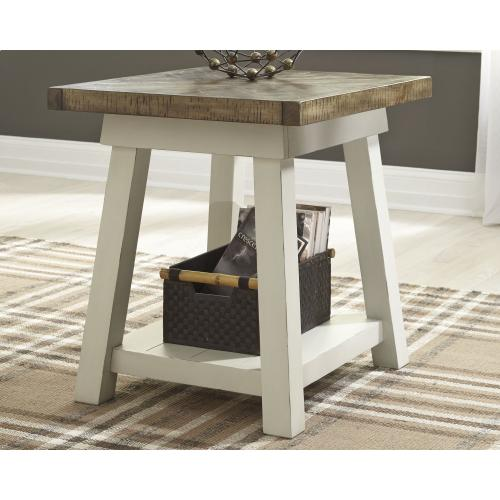 Stownbranner End Table