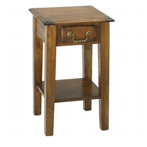 Gallery - End Table W/drawer