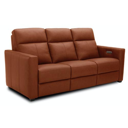Gallery - Broadway Power Reclining Sofa with Power Headrests