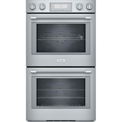 Double Wall Oven 30'' Professional Stainless Steel POD302W