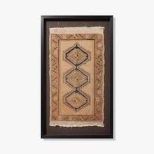 See Details - 0351760011 Vintage Turkish Rug Wall Art