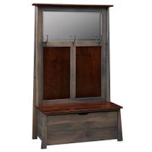 See Details - Craftsmen Hall Seat with Storage