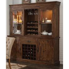 See Details - NORMANDY Wine Cabinet Base
