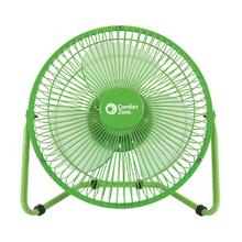 See Details - CZHV8USB 8-inch High Velocity USB Desk Fan, Assorted Colors