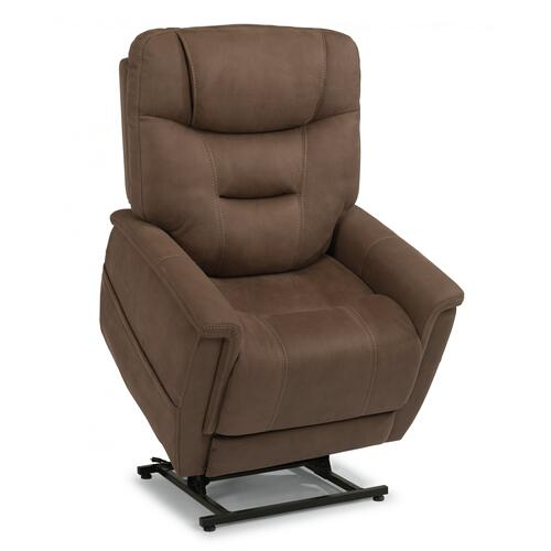 Shaw Power Lift Recliner with Power Headrest & Lumbar