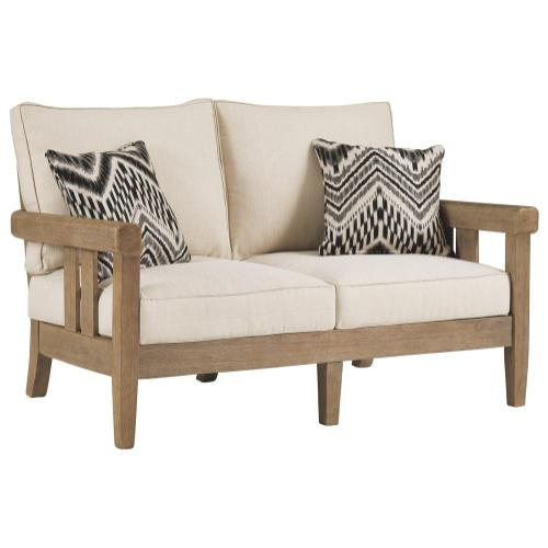 Gerianne Loveseat With Cushion