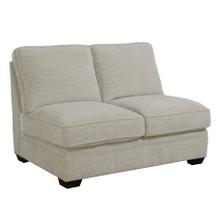 See Details - Emerald Home Analiese Sectional Armless Chair Ivory U4315-16-19