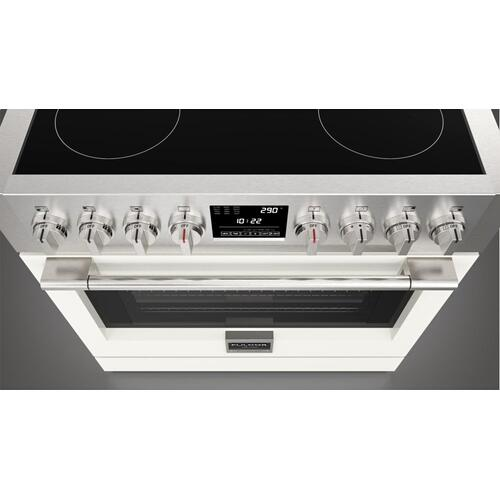 "Fulgor Milano - 36"" Palladio White Color Kit"