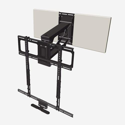 Gallery - MM700 Pro Pull Down TV Mount