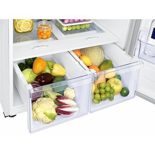 18 cu. ft. Top Freezer Refrigerator with FlexZone™ and Ice Maker in White