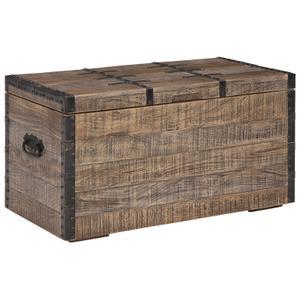 Ashley FurnitureSIGNATURE DESIGN BY ASHLEYDartland Storage Trunk
