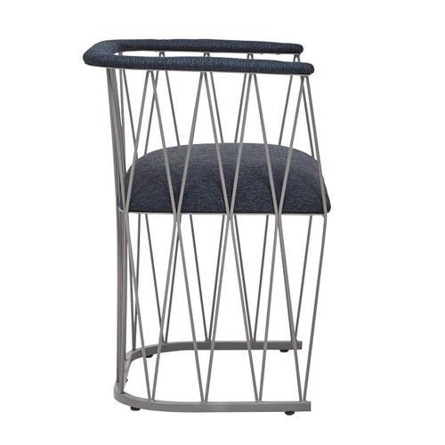 Wesley Allen - Ludwig Chair Bar Stool
