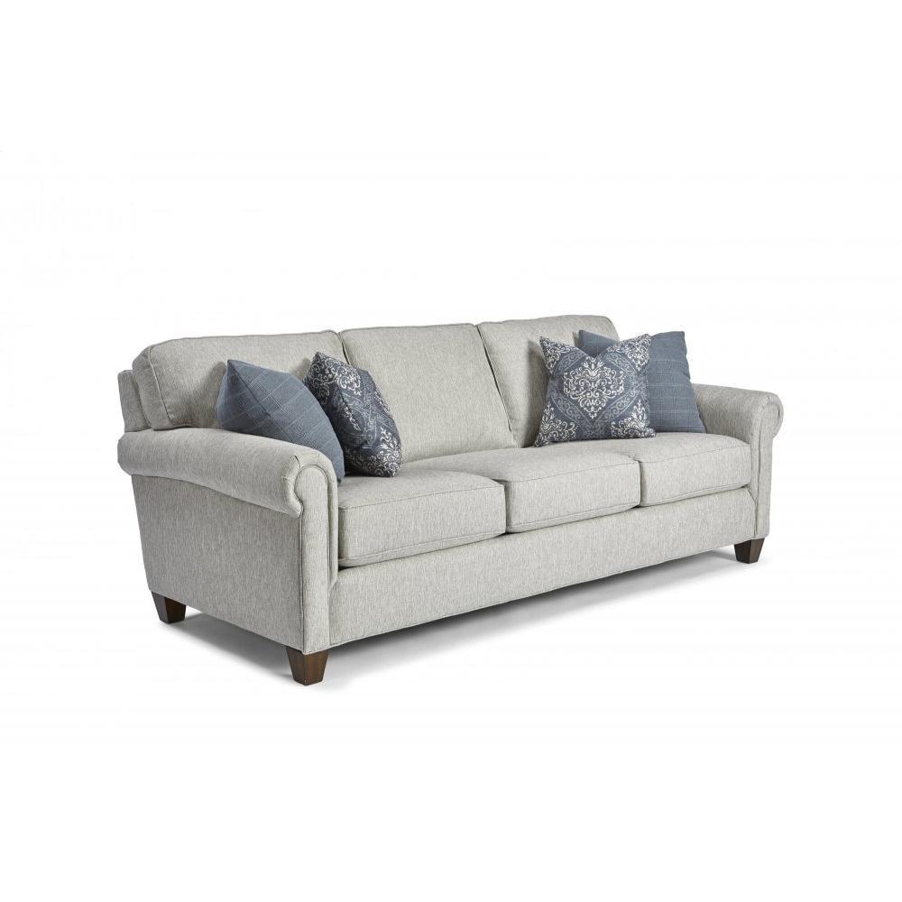 Bennett Three-Cushion Sofa