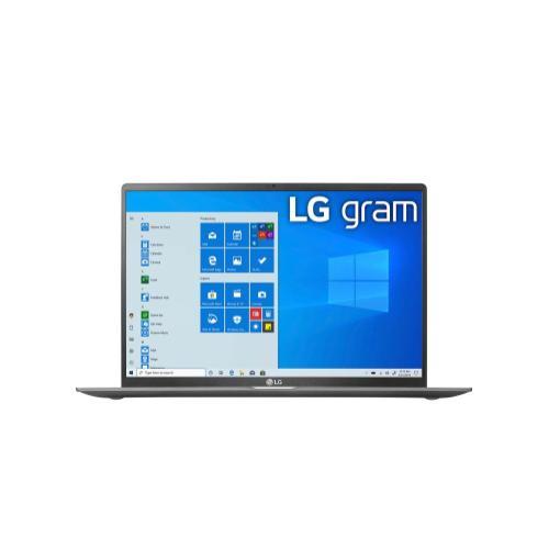 LG - LG gram 17'' Ultra-Lightweight Laptop with 10th Gen Intel® Core™ Processor w/Intel Iris® Plus®