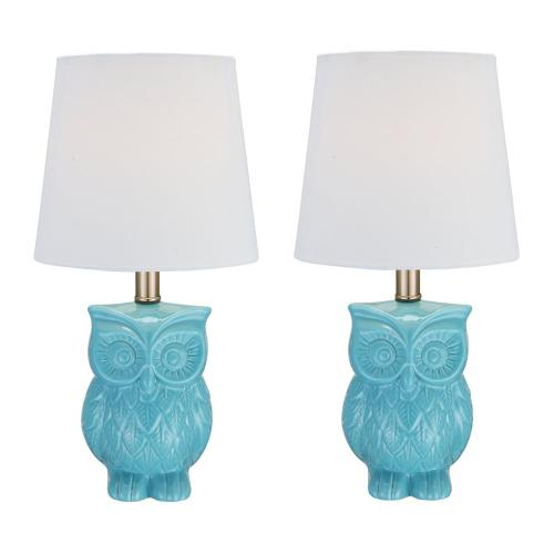 "17""h Table Lamp - Pair"