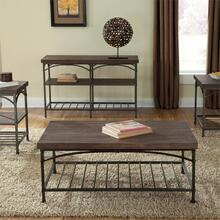 Franklin Cocktail & End Tables  $147.77 EACH    (202-OT1010,1020)