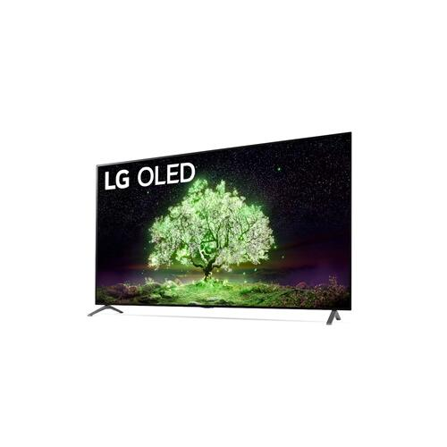 Gallery - LG A1 77 inch Class 4K Smart OLED TV w/ ThinQ AI® (76.7'' Diag)